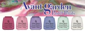 CG pastels